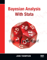 Bayesian Analysis with Stata, John Thompson
