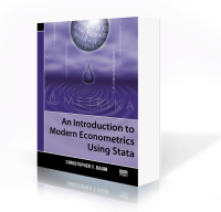 An Introduction to Modern Econometrics Using Stata (ebook)