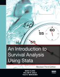 An Introduction to Survival Analysis Using Stata, Revised Third Edition (ebook)