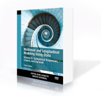 Multilevel Longitudinal Mod. / Vol.II:  Categorical Responses, Counts, and Survival (ebook)