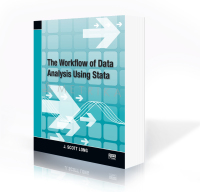 The Workflow of Data Analysis Using Stata (ebook)