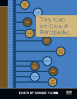 Thirty Years with Stata: A Retrospective, by Enrique Pinzon (ed.) (ebook)