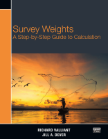 Survey Weights: A Step-by-Step Guide to Calculation (ebook)