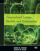 Generalized Linear Models and Extensions, Fourth Edition (ebook)