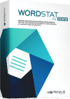 Wordstat for Stata