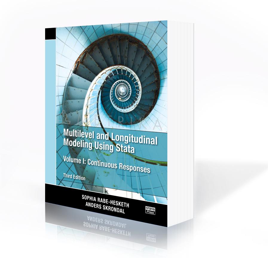 Multilevel and Longitudinal Modeling Using Stata, 3rd ed
